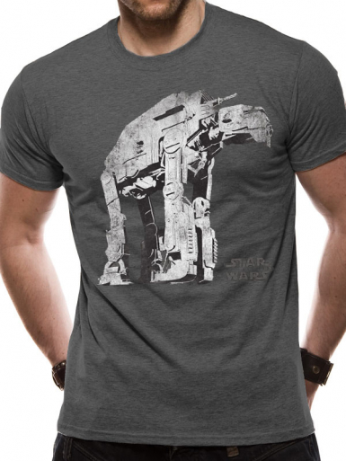 Guerilla Walker - Star Wars Mens T-shirt