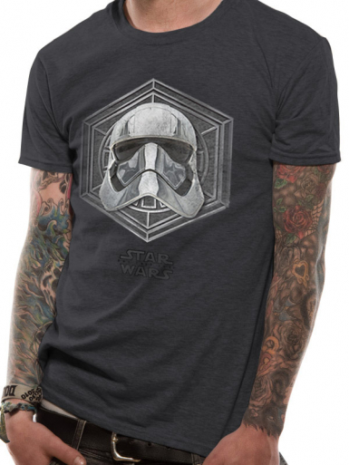 Captain Phasma - Star Wars Mens T-shirt
