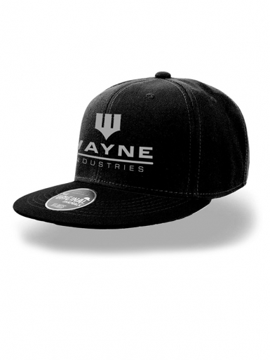 Wayne Industries - Batman - Snapback Cap