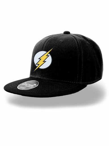 Logo - The Flash - Snapback Cap