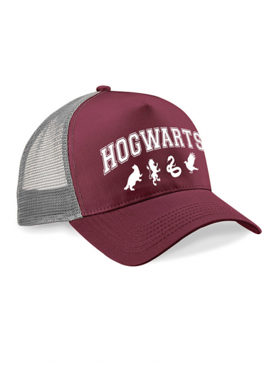 Hogwarts Crest - Harry Potter - Cap
