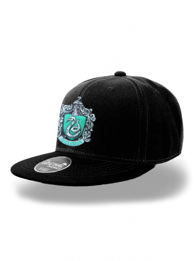 Slytherin Crest - Harry Potter - Snapback Cap Unisex Headwear