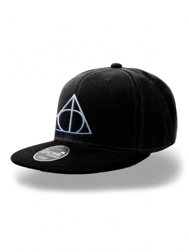 Deathly Hallows - Harry Potter - Snapback Cap Unisex Headwear