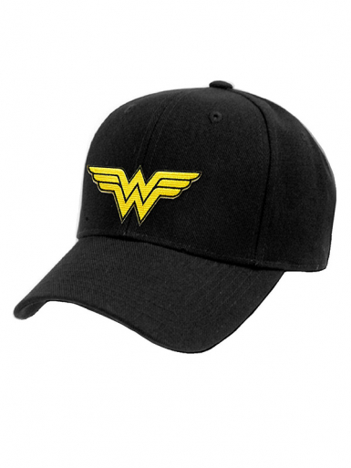 Logo - Wonder Woman - Cap