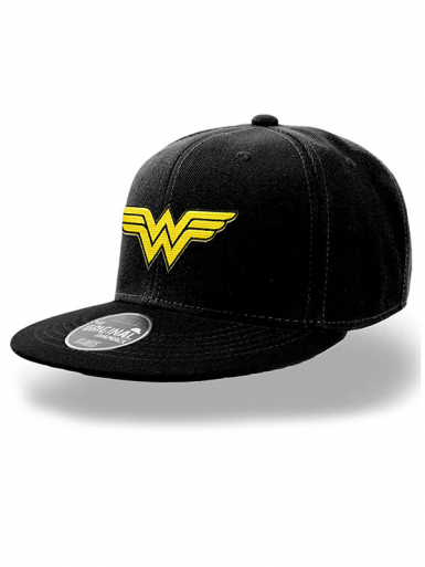 Logo - Wonder Woman - Snapback Cap