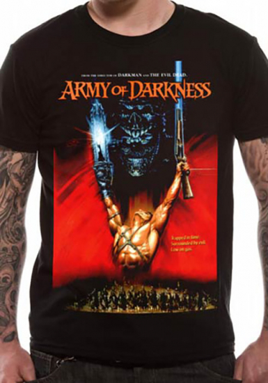Poster - Army Of Darkness Mens T-shirt