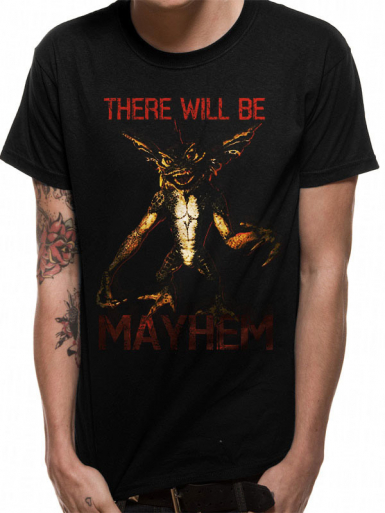 Mayhem - Gremlins Mens T-shirt