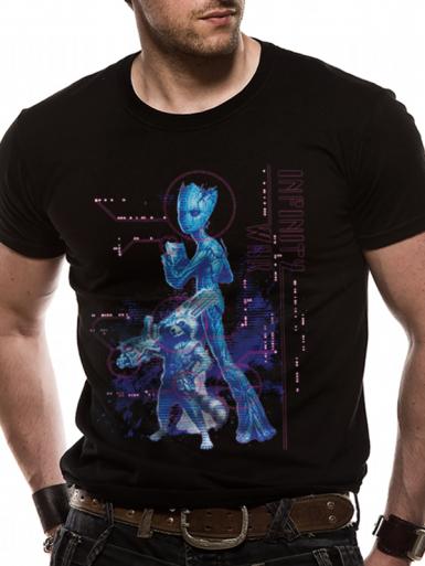 Neon Groot - Avengers Infinity War