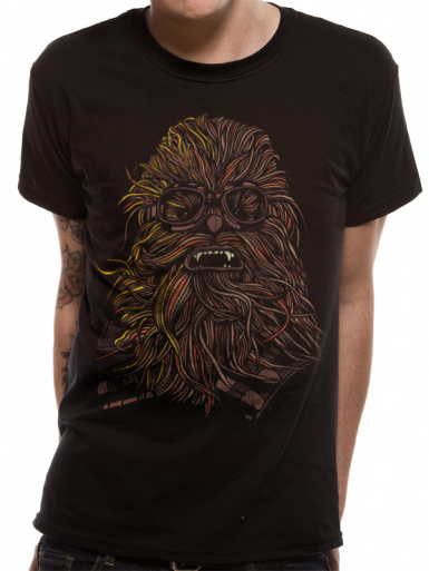 Chewie Goggles - Star Wars Mens T-shirt