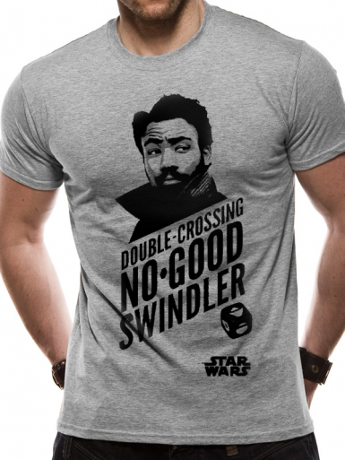 Lando - Star Wars Mens T-shirt
