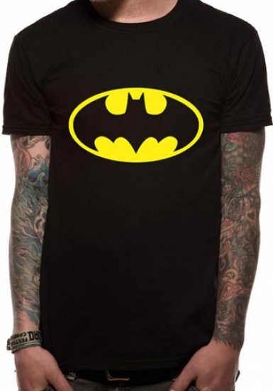 Logo - Batman Mens T-shirt