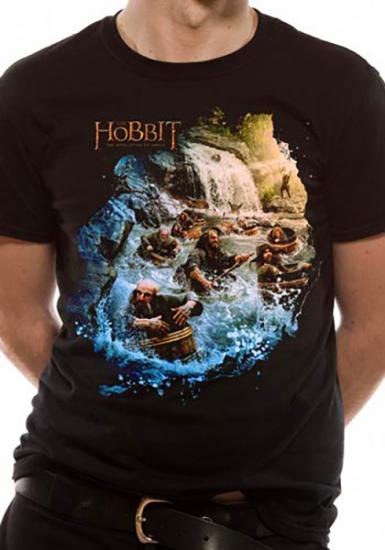 Desolation Of Smaug - The Hobbit Mens T-shirt