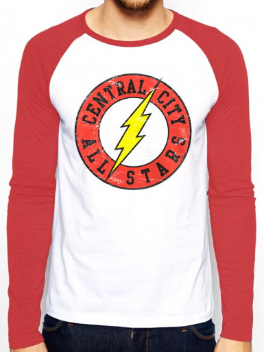 All Stars - The Flash Mens T-shirt