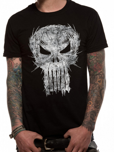 Shatter Skull - Punisher