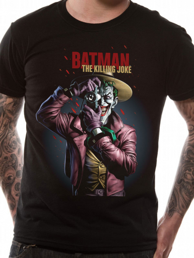 Killing Joke - Batman Mens T-shirt