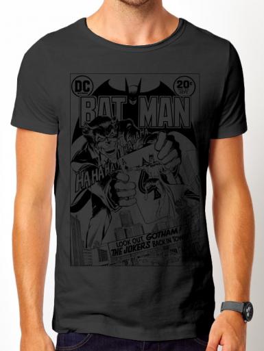 Joker - Batman Mens T-shirt