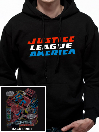 Official Justice League Unisex Sweatshirt