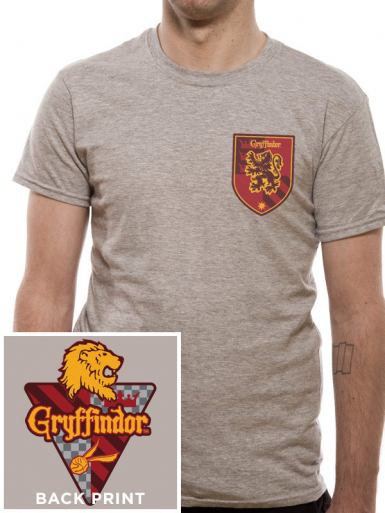 House Gryffindor - Harry Potter Mens T-shirt