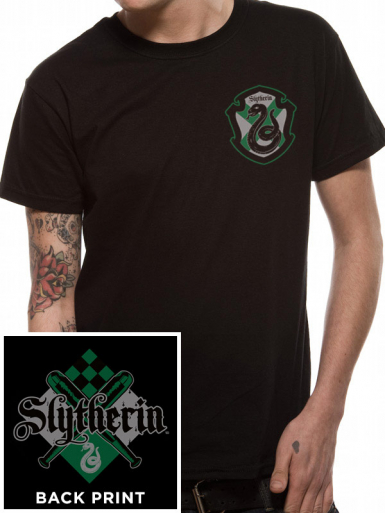 House Slytherin - Harry Potter Mens T-shirt