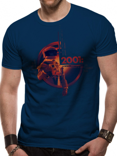 Human Error - 2001 A Space Odyssey Mens T-shirt