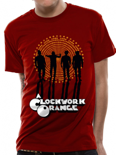 Gang - A Clockwork Orange Mens T-shirt