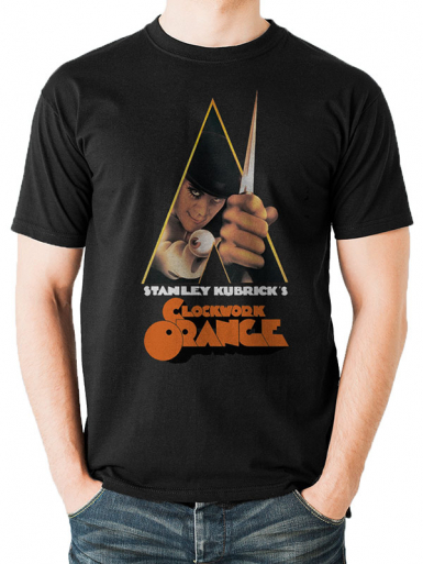 Alex - A Clockwork Orange Mens T-shirt