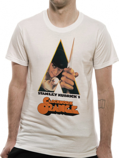 Knife - A Clockwork Orange Mens T-shirt