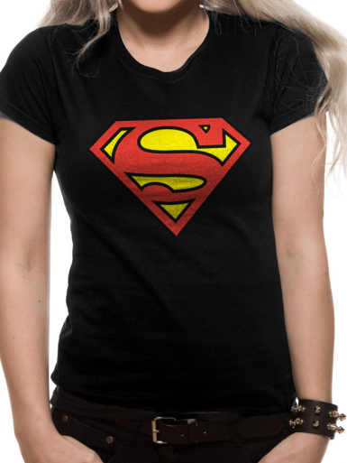 Logo - Superman  T-shirt