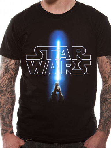Lightsaber - Star Wars Mens T-shirt