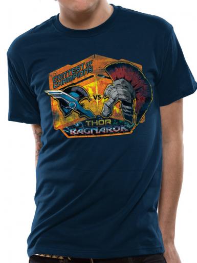 Contest - Thor Ragnarok Mens T-shirt