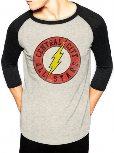 Central City - The Flash Mens T-shirt