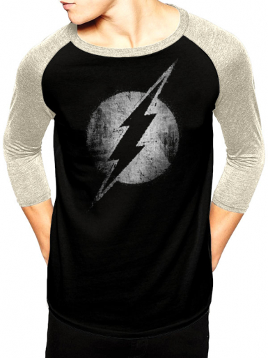 Logo - The Flash Mens T-shirt