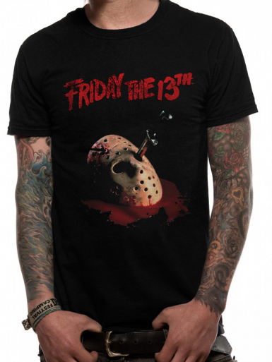 Dagger - Friday The 13th Mens T-shirt