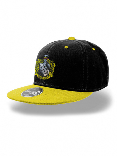Hufflepuff Crest - Harry Potter -  Unisex Headwear