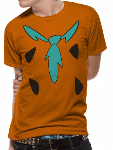 Fred - The Flintstones Mens T-shirt