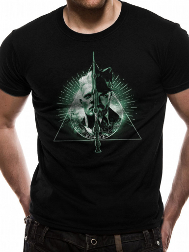 Deathly Hallows - Fantastic Beasts Crimes Of Grindelwald Mens T-shirt