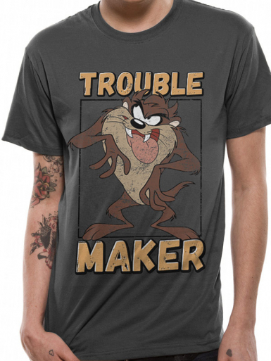 Taz Trouble Maker - The Road Runner Show