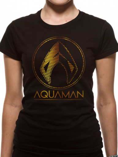 Symbol - Aquaman  T-shirt