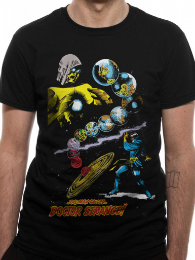 The Man Called Mr Strange - Doctor Strange Mens T-shirt