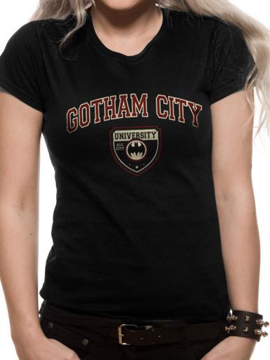 Gotham City University - Batman  T-shirt