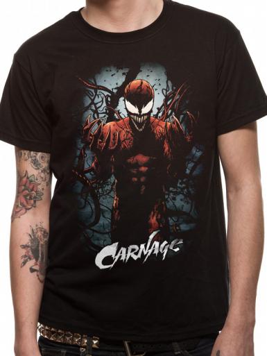 Carnage - Venom Mens T-shirt