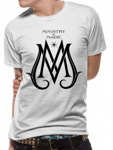 Ministry Of Magic - Fantastic Beasts Crimes Of Grindelwald Mens T-shirt