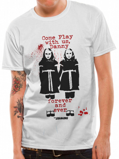 Twins - The Shining Mens T-shirt