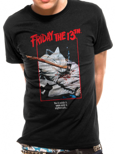 Poster - Friday The 13th Mens T-shirt