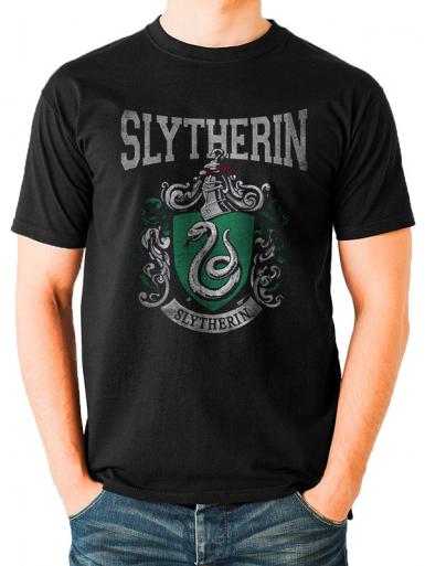 Slytherin - Harry Potter Mens T-shirt