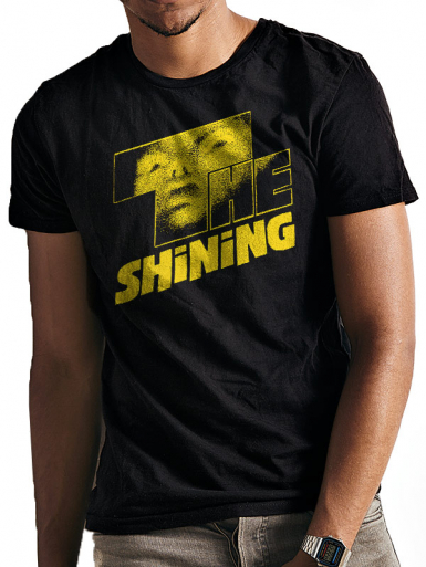 Logo - The Shining Mens T-shirt