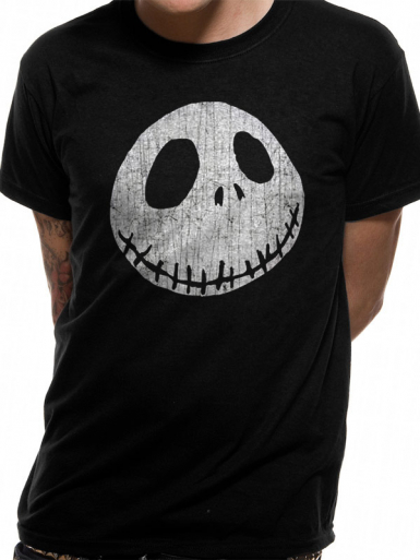Jack - A Nightmare Before Christmas Mens T-shirt