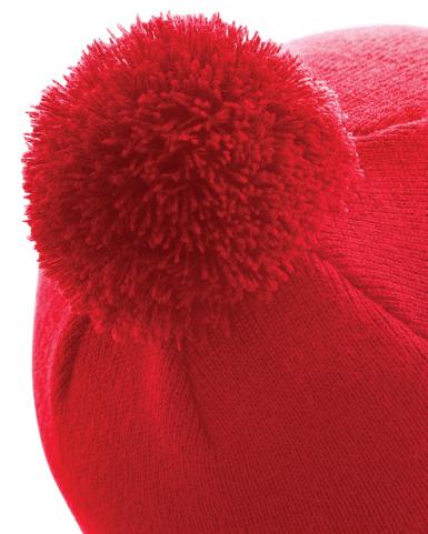 Logo - The Flash - Pom Pom Unisex Headwear