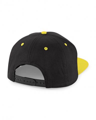Hufflepuff Crest - Harry Potter - Snapback Cap Unisex Headwear