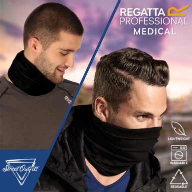 Street Outfits - Regatta Snood